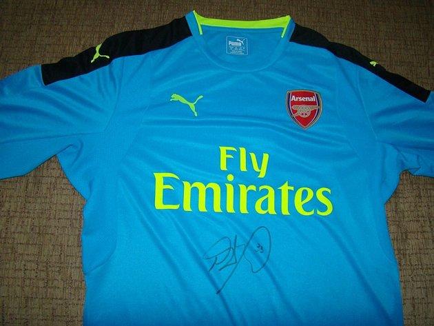 Dres Arsenal FC – Petr Čech.
