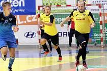Futsalisté Rapidu (žlutočerní)