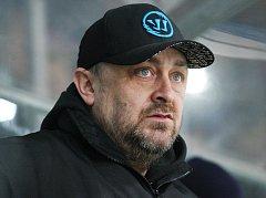 Tomáš Mareš, hlavní trenér hokejistů Slovanu Ústí nad Labem