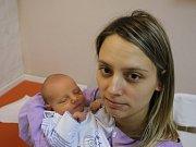 Libor Ederer se narodil Tereze Edererové z Ústí nad Labem 8. října v 1.57 hod. v ústecké porodnici. Měřil 50 cm a vážil 3,58 kg.