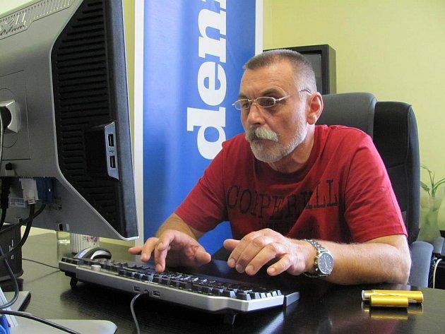 Hostem středečního online rozhovoru byl Jan Souček.