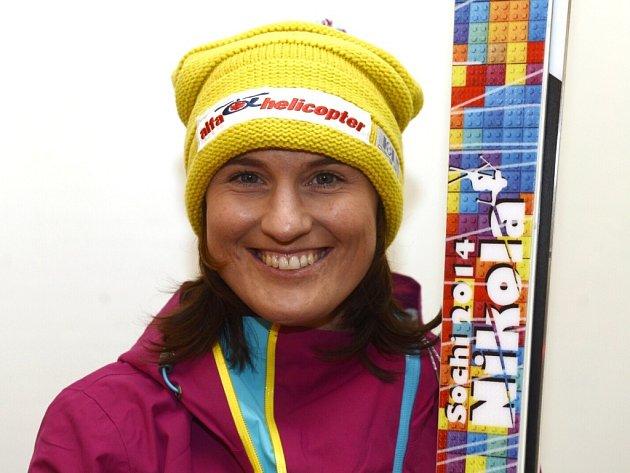 Nikola Sudová odlétá do ruského Soči.