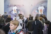 DŮM MÓDY je rozčleněn do tří pater ústecké Galerie Hraničár.
