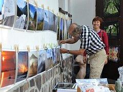 Ústecká Galerie OKO je aktivní i v letních měsících