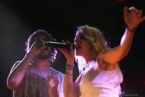 Koncert Dary Rolins a Dana Bárty.