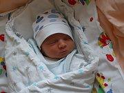 Dominik Rudolf se narodil v ústecké porodnici 19. 3. 2017 (16.46) Šárce Rudolfové. Měřil 50 cm, vážil 2,97 kg.