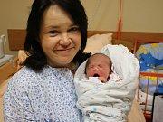 Terezka Tassanyiová se narodila v ústecké porodnici 11.1.2017 (20.55) Lence Richtrové. Měřila 50 cm, vážila 3,27 kg.