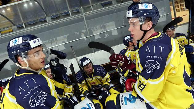 Ústecký hokejový klub chce zachránit společnost, která existuje pouhé tři měsíce.