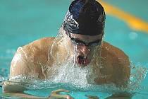 Ústecký plavec Petr Bartůněk.