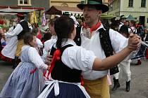 Tři a půl tisíce návštěvníků si užilo bohatého programu v Zubrnicích.