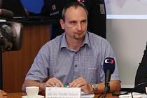 Tomáš Kohout, vedoucí 2. oddělení odboru obecné kriminality v Ústí nad Labem.