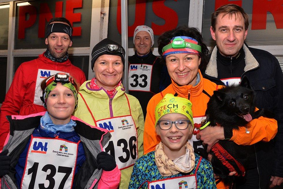 Charitativní běh pro Madlenku v Ústí