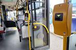 Ústecký dopravní podnik představil, jak nový EOS funguje.