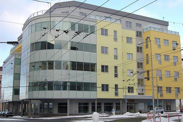 Sídlo Rady regionu soudržnosti Severozápad v Ústí nad Labem