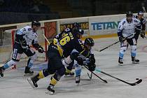 Ústečtí hokejisté padli i ve druhém domácím přípravném zápase. Tentokrát podlehli německému vyzyvateli z Drážďan 4:5.