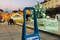 Na Lidickém náměstí v Ústí nad Labem začínají v pátek Vánoční trhy.