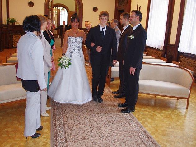 Svatby na Ústecku
