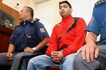 Za smrt ženy a těžká zranění své matky stráví Slovák Koloman Miker pět let ve vězení.