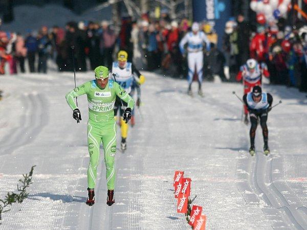 Onejvyšší příčky vrámci seriálu Swix Ski Classics bojují nejlepší závodníci světa.
