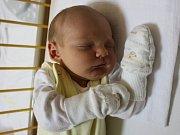 Petr Brokl se narodil v ústecké porodnici 6.2.2017(8.14) Monice Brokl. Měřil 53 cm, vážil 3,64 kg.