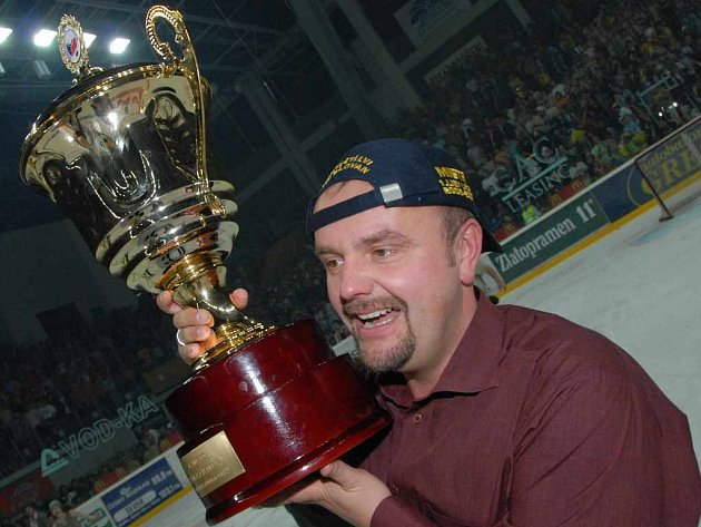 Manažer hokejistů David Šaffer