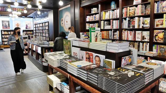Ilustrační snímek. Knihkupectví
