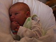 Matyáš Kubis se narodil v ústecké porodnici 13. 3. 2017 (21.45) Lence Provazníkové. Měřil 52 cm, vážil 4,48 kg.