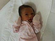 Anna Husáková se narodila Denise Dunové z Ústí nad Labem 3. září v 0.37 hod. v ústecké porodnici. Měřila 47 cm a vážila 2,94 kg.