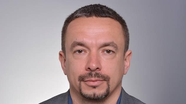Petr Severa, vedoucí odboru zdravotnictví.
