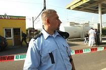Mezi oběťmi Roman Postla byl také dvacetiletý čerpadlář z ústecké benzinové stanice AB Oil v Tovární ulici ve čtvrti Předlice.
