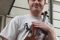 Houslový virtuós Pavel Šporcl