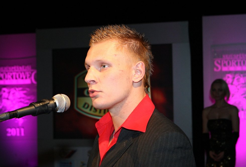 , 2. Zdeněk Chládek – box, SKP Sever Ústí