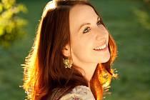 Martina Simkovičová zazpívá na zámku.