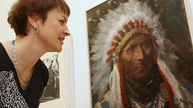Obrazy a knižní ilustrace z bohaté tvorby Zdeňka Buriana můžete vidět od 28. listopadu do 2. února v Severočeské galerii výtvarného umění v Litoměřicích. Příprava výstavy trvala dva roky.