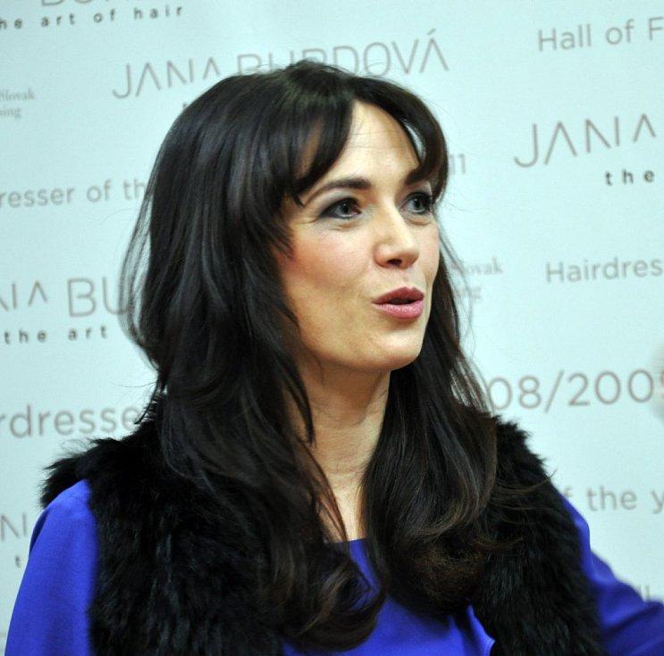 Patronka 4. ročníku soutěže Proměny s Deníkem Tereza Kostková.