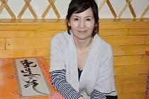 Paní Bolormaa Ishjamts otvírá v Ústí mongolskou restauraci.