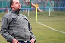 Trenér Pavel Forman.