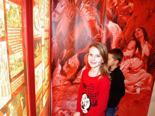 Na jarní prázdniny připravilo ústecké muzeum program plný zábavy i poučení.