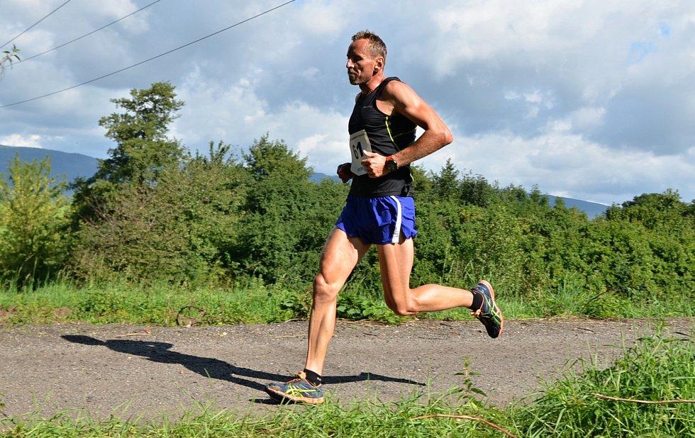 """Na Střížovickém vrchu se poběží v neděli 28. června. na trati, kde se běhalo již v letech 2004, 2005 (tehdejší závod nesl označení """"Střížovické kolečko""""), 23. srpna pak na trati """"Běhu pro Střížák""""."""