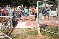 Hostěnický triatlon 2020.
