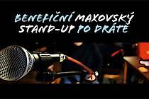 MAXOVSKÝ STAND-UP PO DRÁTĚ