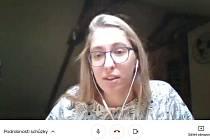 On-line doučování angličtiny od studentky UJEP Viktorie Vítové
