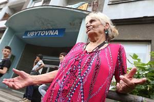 Bezdoplatkové zóny zasáhly například ubytovnu Modrá v Ústí nad Labem, Střekově