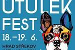 Útulek Fest zaštěká o víkendu 18. a 19. června na gotickém hradu Střekov.