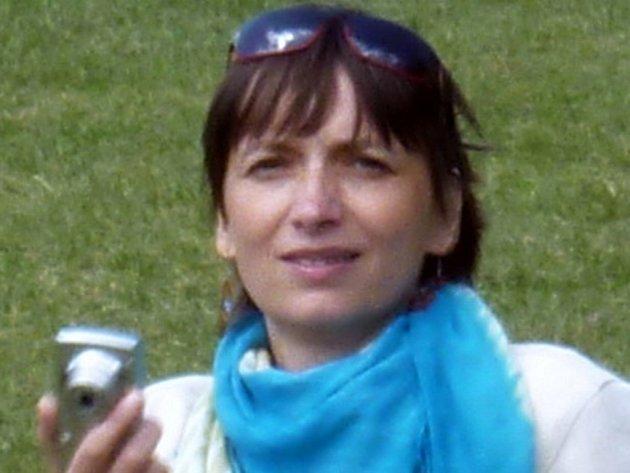 Hana Uhríková.