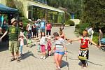 V zoologické zahradě oslavili mezinárodní den orangutanů.