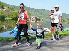 Charitativní běh s Plamínkem naděje v Brné