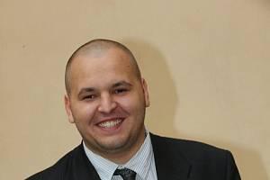 Redaktor Jan Pechánek