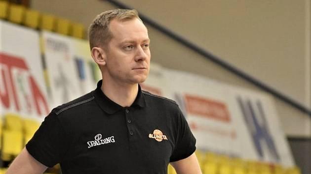 Michal Šotnar trénuje ústeckou Slunetu od února.