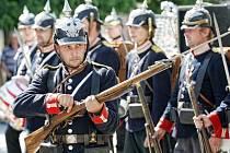 Jedním z posledních konfliktů se stala prusko rakouská válka v roce 1866.